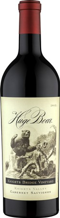 2013 Huge Bear Cabernet Sauvignon Knights Bridge Vineyard