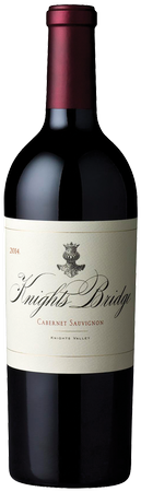 2014 Knights Bridge Estate Cabernet Sauvignon Image