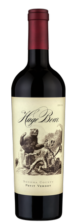 2014 Huge Bear Petit Verdot