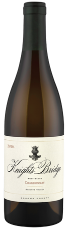 2016 Knights Bridge West Block Chardonnay Image