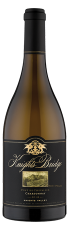 2018 Knights Bridge Chardonnay, Pont de Chevalier