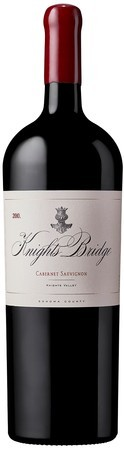 2016 Knights Bridge Cabernet Sauvignon 6L