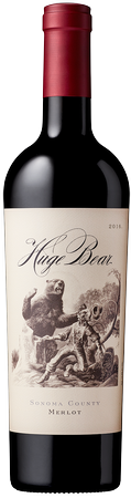 2016 Huge Bear Merlot Sonoma County