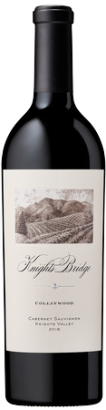 2016 Knights Bridge Cabernet Sauvignon, Collinwood