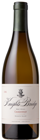 2018 Knights Bridge Chardonnay, West Block