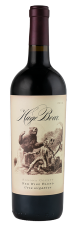 2015 Huge Bear Ursa Gigantes Sonoma County