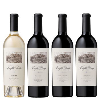 Vineyard Collection, Four Bottles